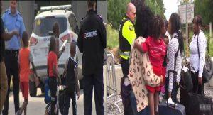 Monde: Des centaines de migrants haitiens au Canada retournés en Haïti