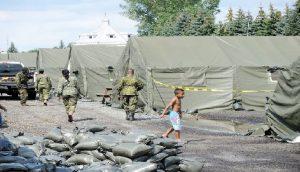 Militaires-Canadiens-Haitiens