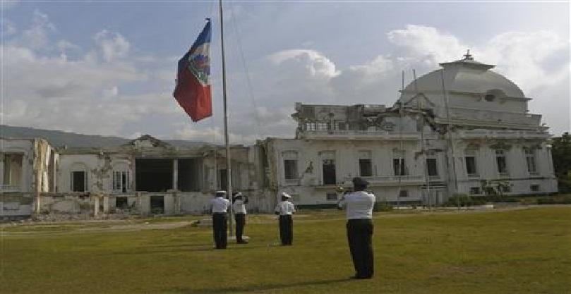 Haiti: Mort subite d'un agent de la Police Nationale d'Haïti (PNH) au Palais National