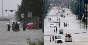 Monde: Donald Trump « La reconstruction après la tempête Harvey sera longue et difficile »