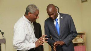 Haiti: Dialogue entre la Conférence Épiscopale et la Présidence