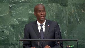 Monde:  Intervention du Président Jovenel Moïse à la 72e Assemblée Générale des Nations Unies