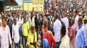 Haiti: Visite du Président de la République au Wharf Jérémie à Cité Soleil