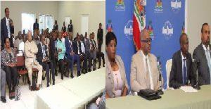 Haiti: Rencontre avec les partis politiques autour de l'institutionnalisation de la vie politique