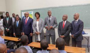 Haiti: Cérémonie de lancement de l'année académique 2017-2018