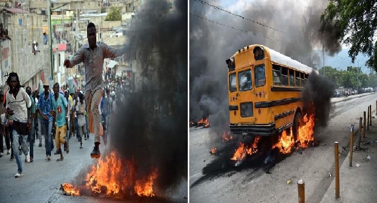 Haiti: L'alerte des évêques «Le pays est au bord de l'abîme»