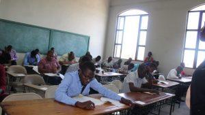 Haiti: Début du concours pour le recrutement du corps « d'administrateurs d'Etat »