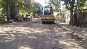Haiti: Travaux de réhabilitation et de renforcement de la route Camp Coq-Vaudreuil