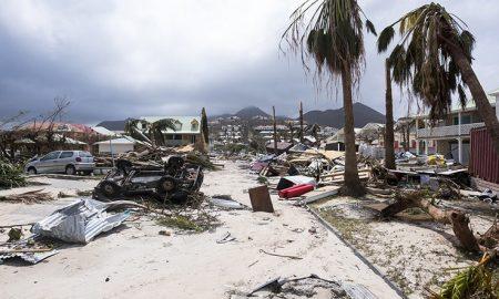 Saint-Martin-Ouragan-Irma