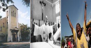 Haiti: Manifestation Lavalas marquant le 29e anniversaire du massacre de Saint-Jean Bosco