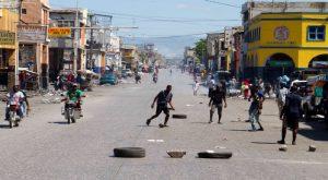 Haiti: Une grève des syndicats de transports en commun a paralysé Port-au-Prince