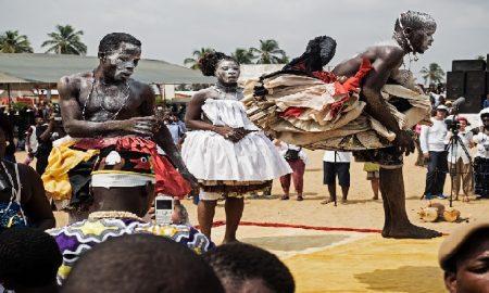 Festival-Vaudou-Benin