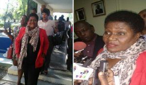 Haiti: La Directrice de la Loterie de l'État Haitien (LEH) auditionnée au Parquet de Port-au-Prince