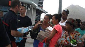 Monde: Quand Haïti vient au secours de Saint Martin
