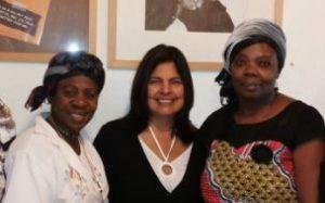 Haiti: La militante des droits des femmes, Sanièce Petit-Phat, menacée de mort