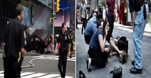 Monde: Attaque terroriste à New York, au moins 8 morts