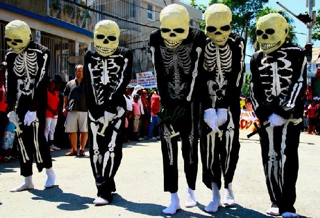 Haïti: Le Carnaval de Jacmel se tiendra les 5,6 et 7 février prochain