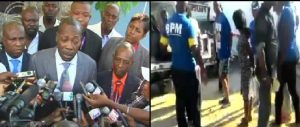 Haiti: Danton Léger aurait libéré des trafiquants d'enfants arrêtés à Kaliko Beach pour 80,000  U$