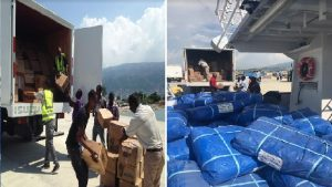 """Monde: Haiti a fait un don à Turk & Caicos qualifié de """"cadeau monumental"""" par les médias"""