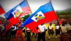 Drapeau-Haiti