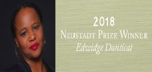Monde: Edwidge Danticat lauréate du Prix international de littérature Neustadt 2018