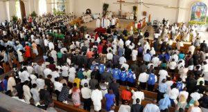 Haiti: L'Eglise catholique d'Haïti décrète le grand virage au Congrès des laïcs!