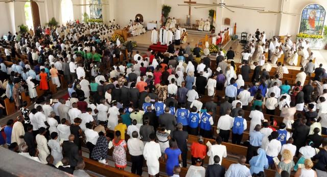 Haïti: Lancement du 27e Congrès du renouveau charismatique