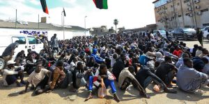 Monde: Contre l'esclavage des migrants africains en Libye