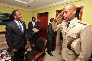 Haiti: La liste du Haut Etat Major des Forces Armées d'Haiti (FAD'H)