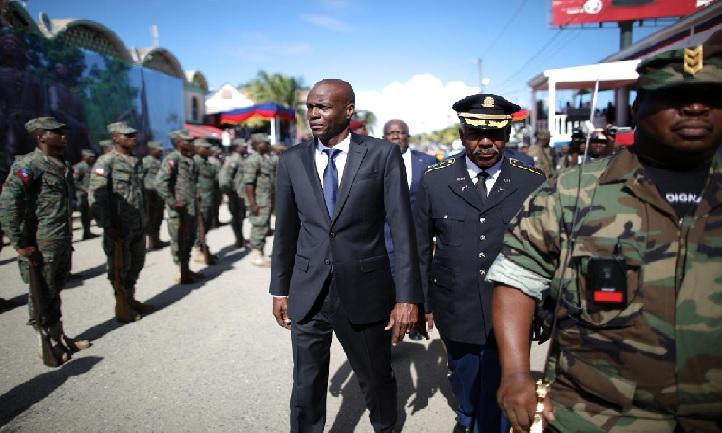 Haiti: Le Président Jovenel Moïse ne démissionnera pas !