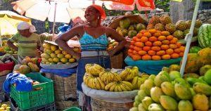 Haiti: Martinique, Guadeloupe, Guyane s'intéressent aux fruits et légumes d'Haiti