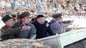 Monde: Pyongyang affirme être un État nucléaire capable de frapper n'importe où en Amérique