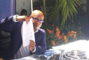 Haiti:  Laurent Lamothe dénonce la mauvaise foi des commissaires du rapport Petro Caribe