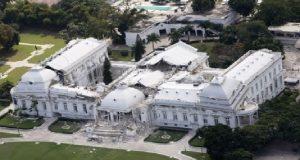 Haiti: La reconstruction du Palais National pourrait coûter entre 40 à 50 millions de dollars U$!