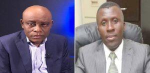 Haiti: Me Ocnam Clamé Daméus veut voir le statut du RNDDH, Pierre Espérance crie à l'intimidation