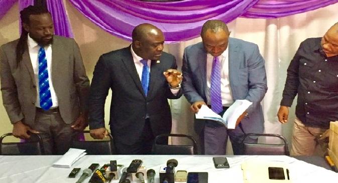 Haiti: Eric Jean Baptiste contre le projet d'amnistie de Pétrocaribe concocté par les sénateurs de l'opposition
