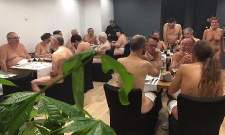 Restaurant-nudiste