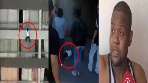 Monde: Un haitien devient héros au Chili pour avoir attrapé une femme tombant du 9ème étage d'un immeuble