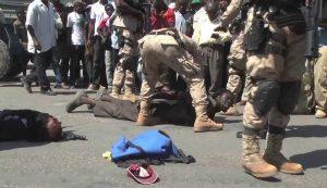 Haiti: Deux agents de l'UDMO et trois bandits armés tués lors d'affrontements à Grand Ravine