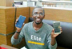 Monde: Wood Wedson Pierre lance sa propre marque de téléphone intelligent