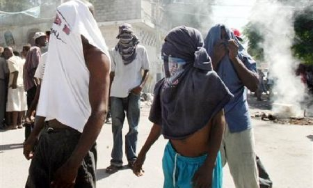 gang-Haiti