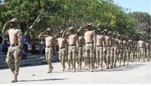 Haiti: Graduation de la 1ère promotion des agents de la Police des Frontières