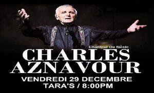 Haiti: Charles Aznavour revient chanter à Port-au-Prince
