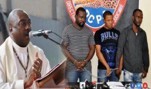 Haiti: Des présumés bandits impliqués dans l'assassinat du Père Simoly arrêtés