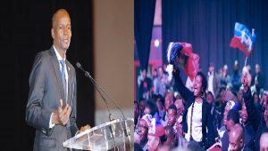 Monde: Fructueux entretien entre Jovenel Moise et la communauté haïtienne de France