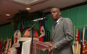 Haiti: Le Président Jovenel Moïse veut qu'Haïti prenne en main son destin