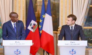 Jovenel-Moise-Emmanuel-Macron