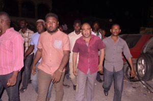 Haiti: Le Maire de Jacmel, Marky Kessa, giflé par un Juge de Paix!