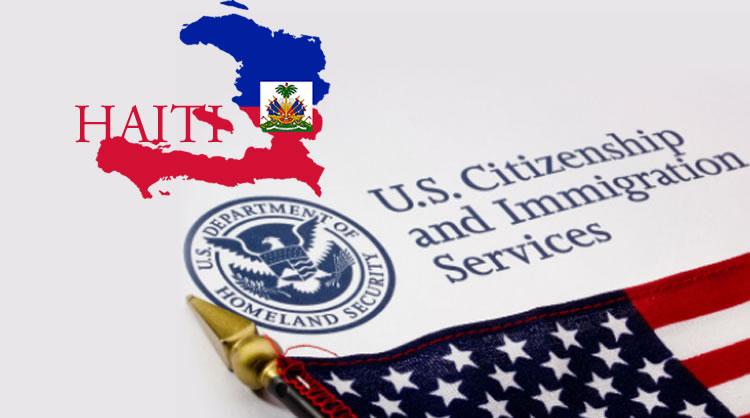 Monde: Possibilité à tout haïtien présent sur le territoire américain de pouvoir appliquer pour le TPS