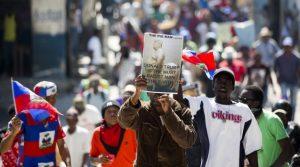 Haiti: Une manifestation anti-Trump devant l'ambassade américaine